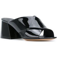 Sko Dame Sandaler Maison Margiela S58WP0118 SY0447 nero