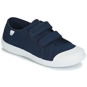 Sko Børn Lave sneakers Citrouille et Compagnie JODIPADE Marineblå