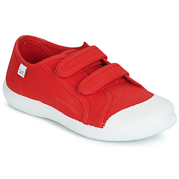 Sko Børn Lave sneakers Citrouille et Compagnie JODIPADE Rød