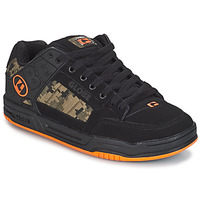 Sko Herre Lave sneakers Globe TILT Sort / Orange