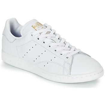 premium selection a1a15 57ec5 Sko Dame Lave sneakers adidas Originals STAN SMITH W Hvid