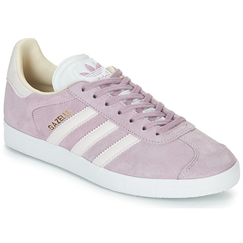 cheap for discount eb6ca 67cf0 Sko Dame Lave sneakers adidas Originals GAZELLE W Pink