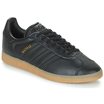 Sko Lave sneakers adidas Originals GAZELLE Sort