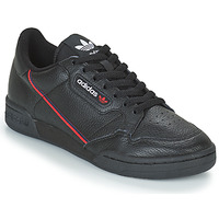 Sko Lave sneakers adidas Originals CONTINENTAL 80 Sort