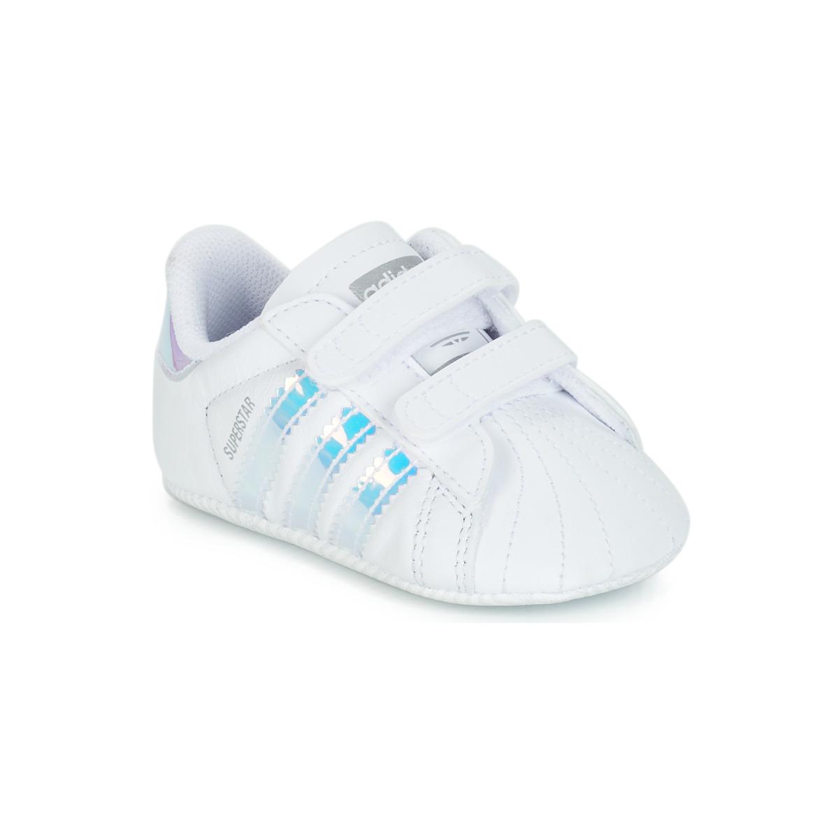 Sneakers til børn adidas  SUPERSTAR CRIB