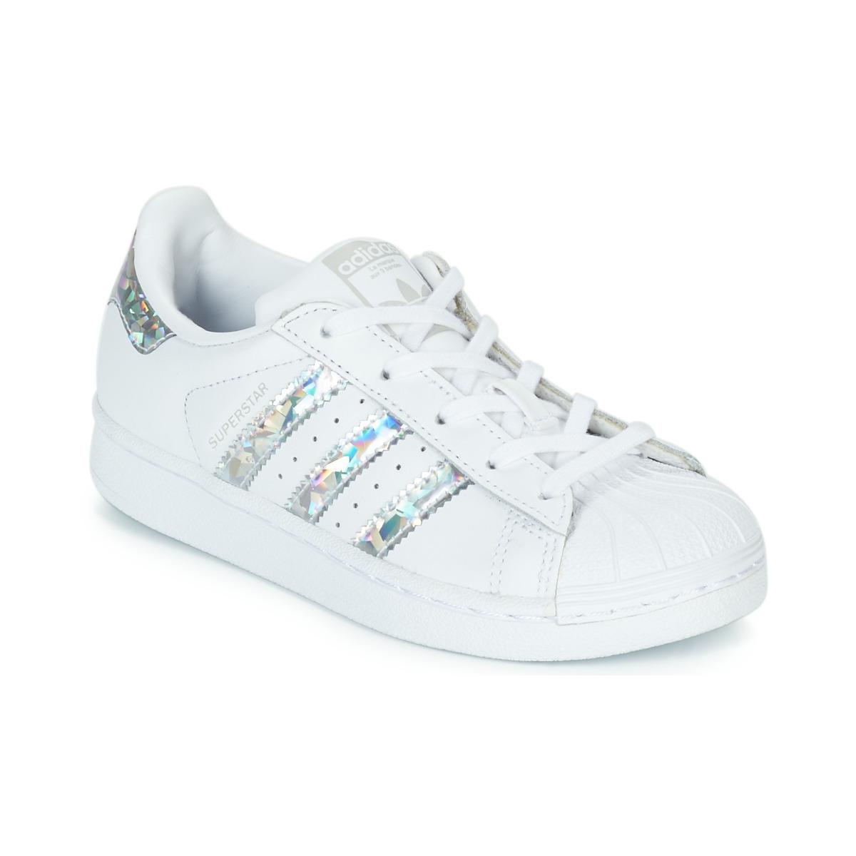 Sneakers til børn adidas  SUPERSTAR C