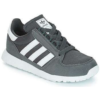 Sko Børn Lave sneakers adidas Originals OREGON Grå