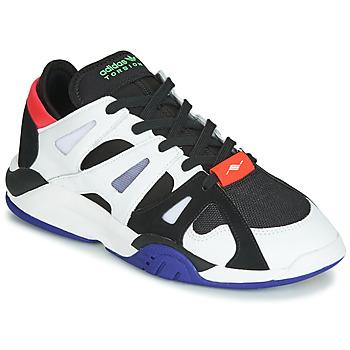 Sko Herre Lave sneakers adidas Originals DIMENSION LO Hvid / Sort