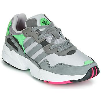Sko Herre Lave sneakers adidas Originals YUNG 96 Hvid