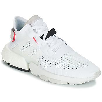 Sko Herre Lave sneakers adidas Originals P.O.D Hvid