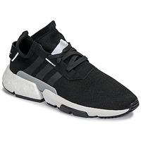 Sko Herre Lave sneakers adidas Originals P.O.D Sort