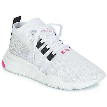 Sko Herre Lave sneakers adidas Originals EQT SUPPORT MID ADV Hvid