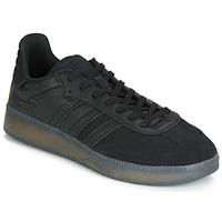 Sko Herre Lave sneakers adidas Originals SAMBA RM Sort