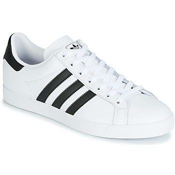 Sko Lave sneakers adidas Originals COAST STAR Hvid / Sort