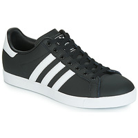 Sko Lave sneakers adidas Originals COAST STAR Sort / Hvid