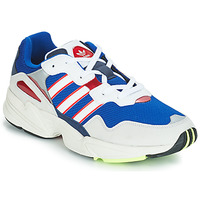 Sko Herre Lave sneakers adidas Originals YUNG 96 Hvid / Violet