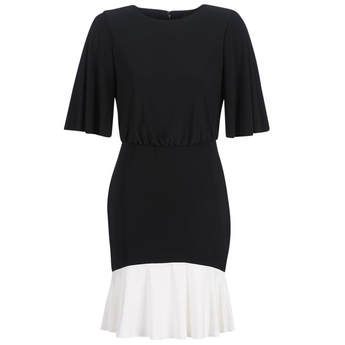 Korte kjoler Lauren Ralph Lauren  ELBOW SLEEVE DAY DRESS