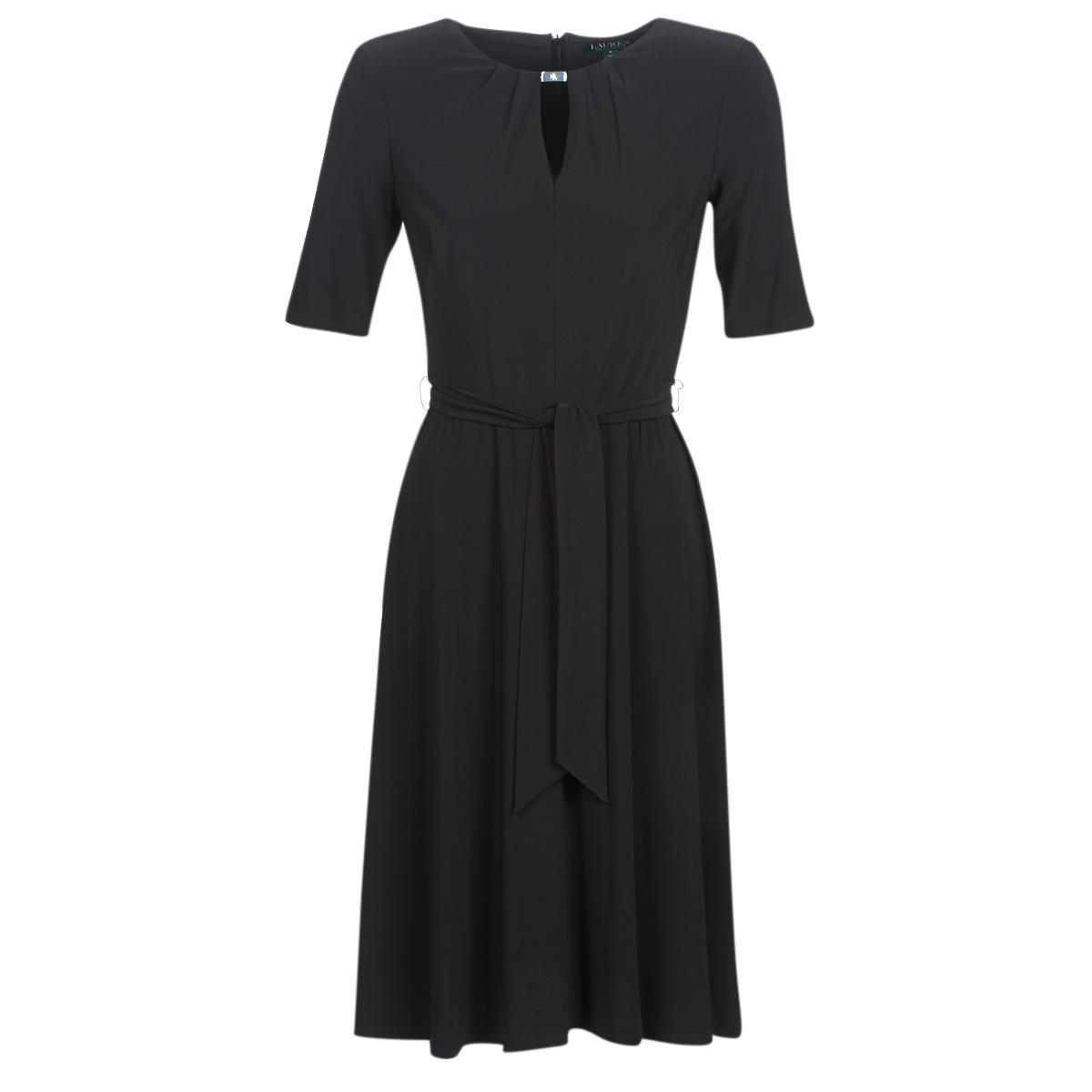 Korte kjoler Lauren Ralph Lauren  3/4 SLEEVE  JERSEY DAY DRESS