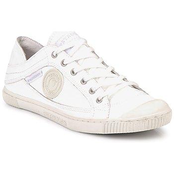 Sko Dame Lave sneakers Pataugas BOND Hvid