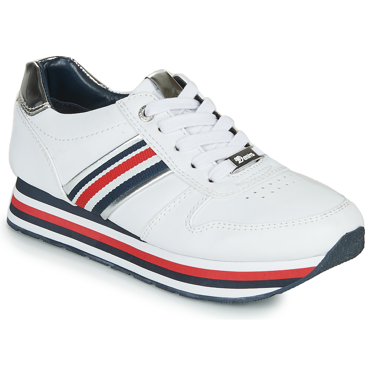 Sneakers Tom Tailor  6995501-WHITE