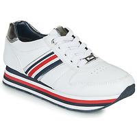 Sko Dame Lave sneakers Tom Tailor 6995501-WHITE Hvid