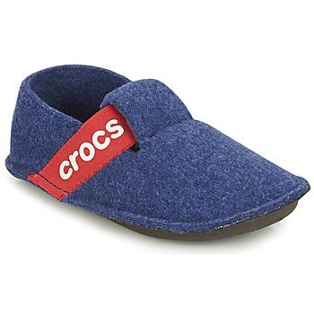 Sko Børn Tøfler Crocs CLASSIC SLIPPER K Blå