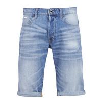 textil Herre Shorts G-Star Raw 3302 12 Blå / Lys / Ældet