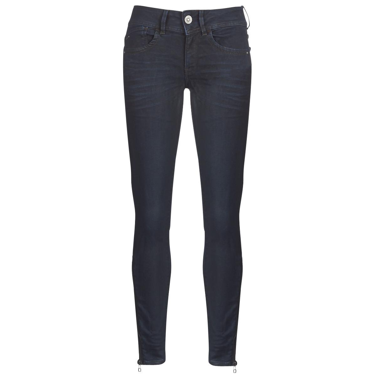 Jeans - skinny G-Star Raw  LYNN ZIP MID SKINNY ANKLE