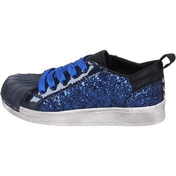 Sko Pige Lave sneakers Holalà BT330 Blå