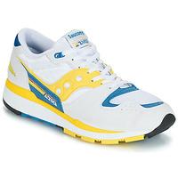 Sko Herre Lave sneakers Saucony Azura Hvid / Gul / Blå
