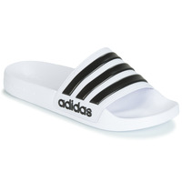 Sko badesandaler adidas Performance ADILETTE SHOWER Hvid / Sort