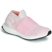 Sko Dame Løbesko adidas Performance ULTRABOOST LACELESS Pink