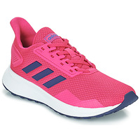 Sko Børn Lave sneakers adidas Performance DURAMO 9 K Pink