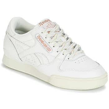 Sko Dame Lave sneakers Reebok Classic PHASE 1 PRO Hvid