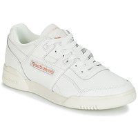 Sko Dame Lave sneakers Reebok Classic WORKOUT LO PLUS Hvid