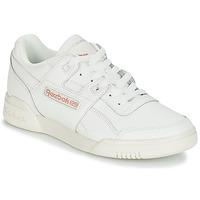 Sko Dame Lave sneakers Reebok Classic WORKOUT LO PLUS Hvid