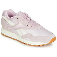Sko Dame Lave sneakers Reebok Classic RAPIDE Pink