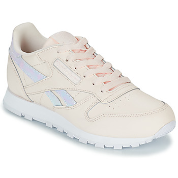 Sko Pige Lave sneakers Reebok Classic CLASSIC LEATHER Pink