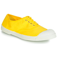 Sko Dame Lave sneakers Bensimon TENNIS LACETS Citron