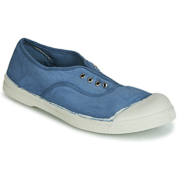 Sko Dame Lave sneakers Bensimon TENNIS ELLY Denim