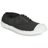 Sko Herre Lave sneakers Bensimon TENNIS LACETS Carbon