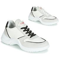 Sko Dame Lave sneakers Chattawak ASTRAGALE Hvid