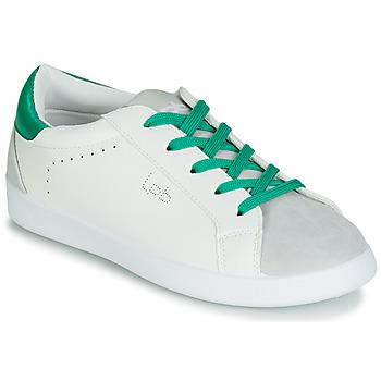 Sko Dame Lave sneakers Les Petites Bombes ABIGAELE Hvid