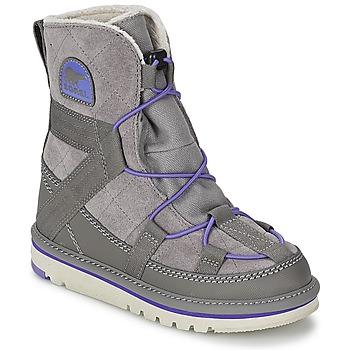 Støvler til barn Sorel THE CAMPUS SHORTIE YOUTH (2000489227)