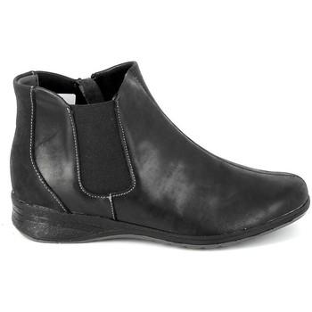 Sko Dame Støvler Boissy Boots 7514 Noir Sort