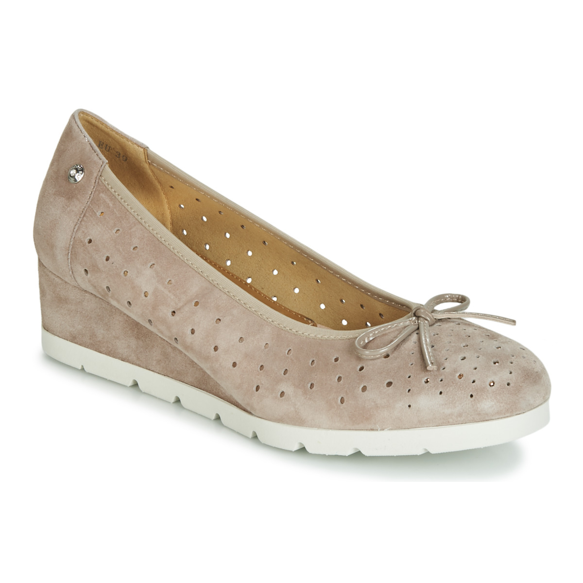 Ballerinaer Stonefly  MILLY 2 GOAT SUEDE
