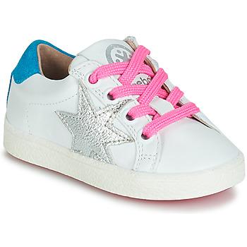 Sko Pige Lave sneakers Acebo's STARWAY Hvid