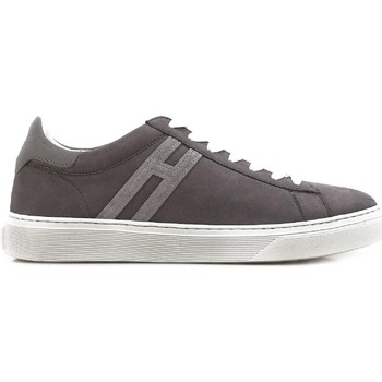 Sko Herre Lave sneakers Hogan HXM3650J960I7PB414 grigio