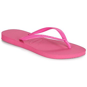 Sko Dame Flip flops Havaianas SLIM Pink
