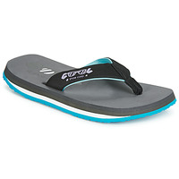 Sko Herre Flip flops Cool shoe BUTTON Grå / Turkis